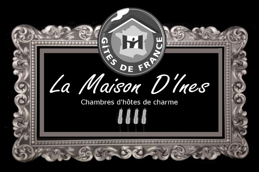 LIVRE D'OR LA MAISON D'INES